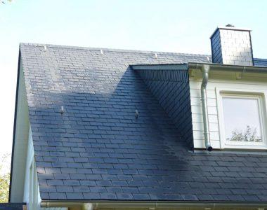 Bild 012-Spanischer Dachschiefer Rechteckdoppeldeckung