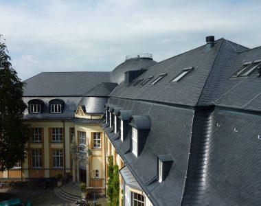 Bild 065 – Spanischer Dachschiefer Schuppendeckung