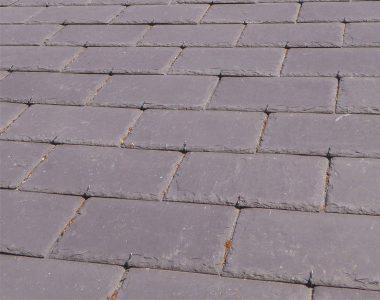 Bild 9 – Walisischer Dachschiefer purpur